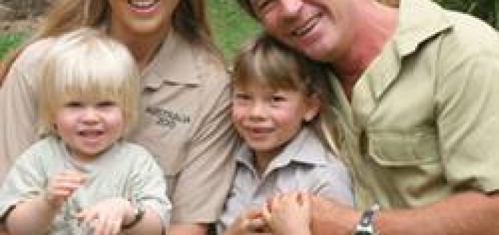 "In Loving Memory of Steve Irwin ""The Crocodile Hunter"""
