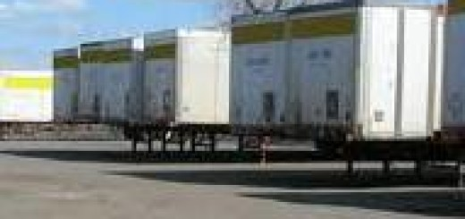 Tractor Trailer Lot