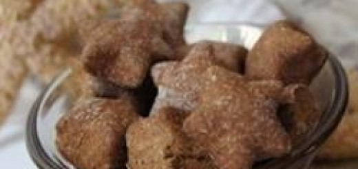 Banana Honey Dog Treats Recipe
