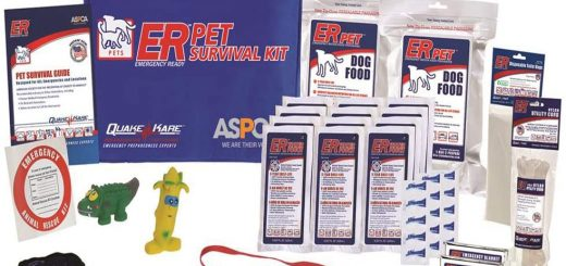 ER Emergency Ready Ultimate Deluxe Survival Kit for Dogs
