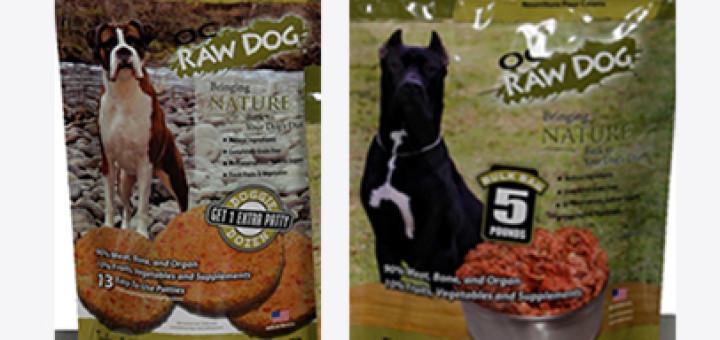 OC Raw Dog Food Recall