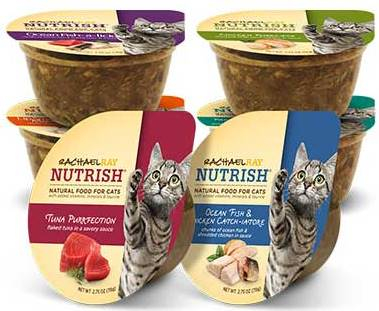 Rachael Ray Nutrish Wet Cat Food Recall 2015