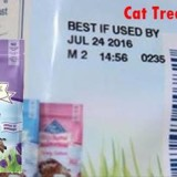 Blue Buffalo Cat Treats Recall 2015