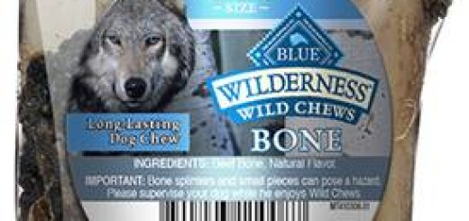 Blue Buffalo Recalls Wilderness Wild Chews Bones 2015 Recall