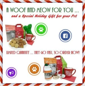 Special Holidays Gifts for Dogs and Cats